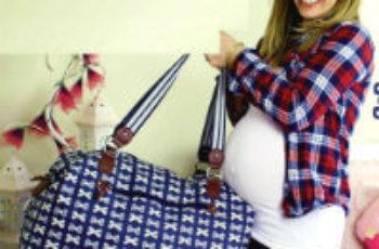Maternity hospital bag in hindi