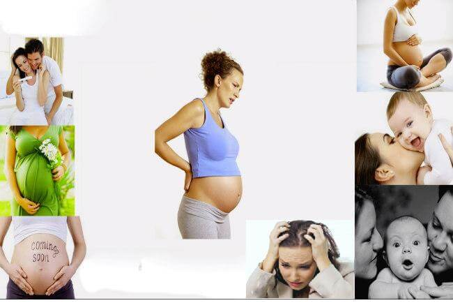गर्भावस्था से जुडी समस्याएं और सावधानियां