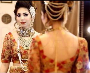 Dulhan Bridal Makeup step by step In Hindi