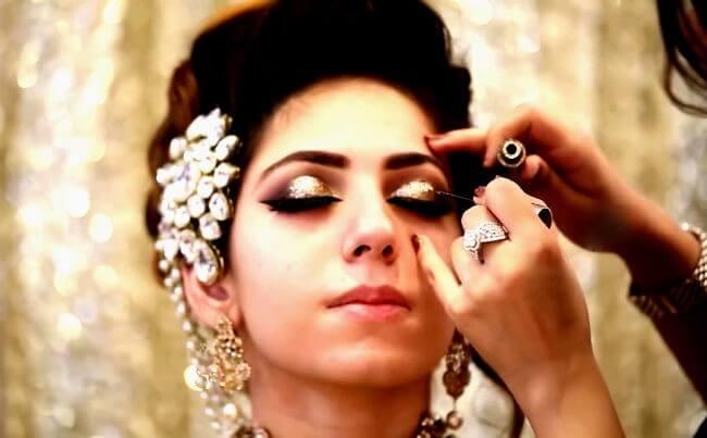 Eye makeup tips /आंखों के मेकअप की विधि