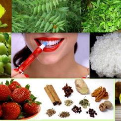 दांतों का पीलापन दूर करने के बेहतरीन घरेलू उपाय/ home remedies for white teeth