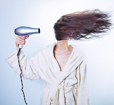 perfume & hair dryer related tips