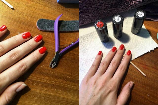 Manicure मैनीक्योर करने का तरीका