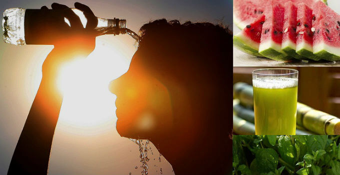 health care tips in summer गर्मियों