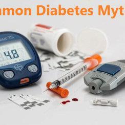 डायबिटीज रोग से जुडी 30 आम गलतफहमियां और भ्रम