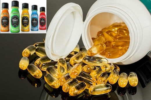 tonic multivitamin tablet benefits and side effects
