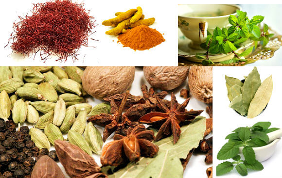 ठंड में कैसे रहें फिट – sardi se bachne ke nuskhe Spices herbs Spices and herbs keep you warm in winters, get rid of common cold, flu, cough