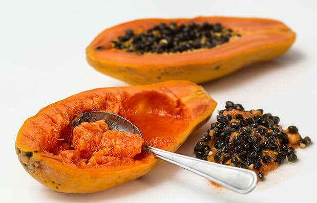 papita khane ke fayde kab khana chahiye पपीता खाने के फायदे तथा गुणकारी औषधीय गुण