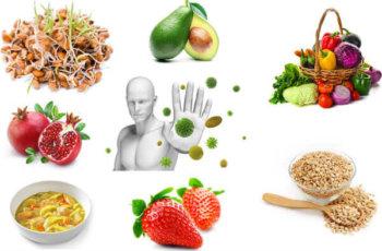 रोग प्रतिरोधक क्षमता बढ़ाने वाले फल तथा सब्जियां - Immune Power Booster rog pratirodhak shakti badhane ke upay Immune