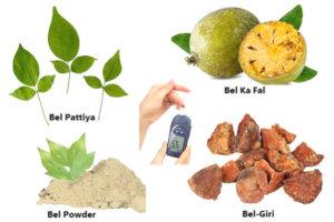 डायबिटीज में बेलपत्र के लाभ : ब्लड शुगर नियंत्रित करते है बेल के पत्ते bel patra leaves benefits for diabetes