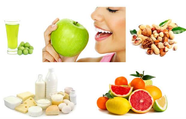 दांतों को मजबूत बनाने के लिए क्या खाएं और किस चीज का परहेज करें dato ko majboot ke liye kya khana chahiye